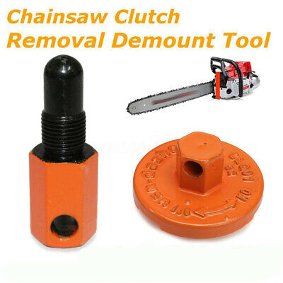 PISTON STOP CHAINSAW Clutch Flywheel Removal Tools Set for Husqvarna Stihl  Accs