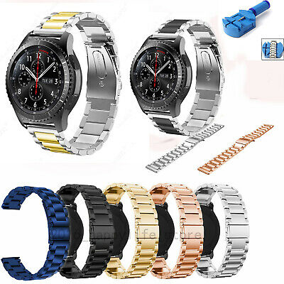 Stainless Steel Metal Watch Band For Samsung Galaxy Watch SM-R800 46MM 42mm R810