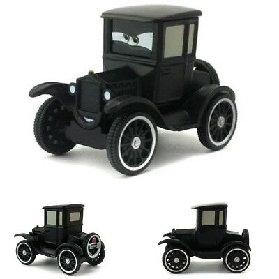 Pixar Cars Lizzie Diecast Toy Car 1:55 Loose New In Stock XMAS Gift Boy & Girl