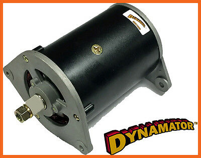 Positive Earth Dynamator Dynamo Alternator Conversion LUCAS C42 + POWERSTEERING