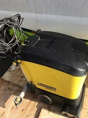 Karcher br 40/25c floor scrubber cleaner dryer