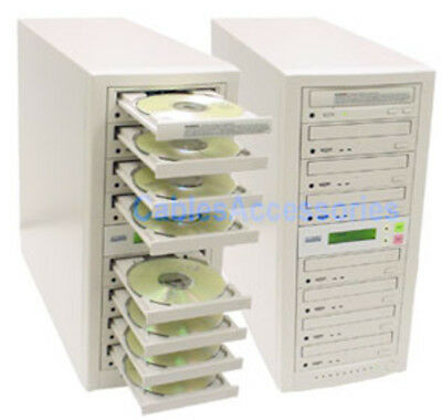 DVD Duplicator 1 to 7: Sony reader 7 Pioneer writers
