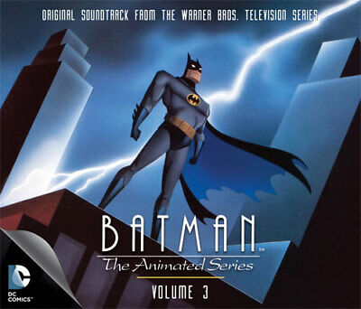 BATMAN: THE ANIMATED SERIES Vol. 3 ~ Shirley Walker 4CD