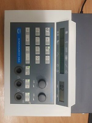 Enraf Nonius Endomed 582 Interferential Physio Therapy Electrotherapy Treatment