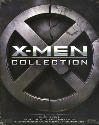 X-men Complete Collection (box 6 Br)