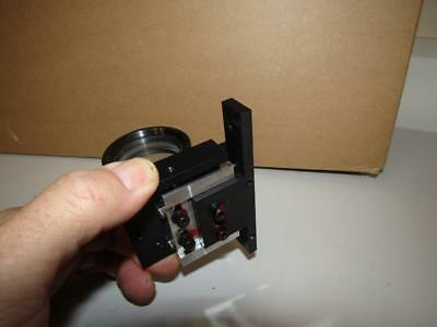 Small Mounted Laser Lens From Stripped Imaging Machine.