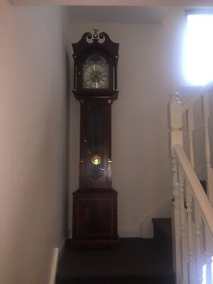 grandfather clock(James stewart Armagh)