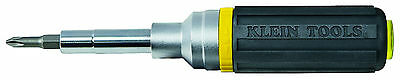 Klein Tools 32558 Ratcheting Multi-Bit Screwdriver/Nut Driver