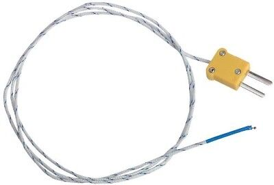Extech Instruments TP870 Bead Wire Type K Temperature Probe -40 to 250-Degrees C