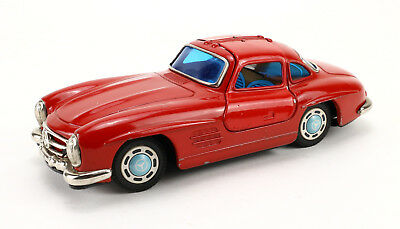 SKK Mercedes 300 SL Japan Blech Auto 60's Vintage Tin Toy Car