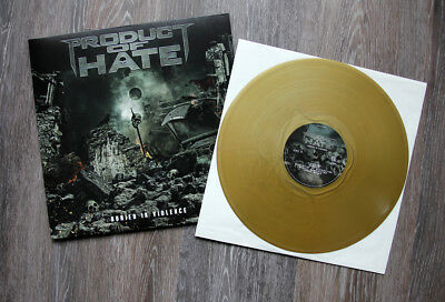 """LP  Schallplatte  Product of Hate  """"Buried in Violence"""" limited"""