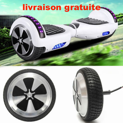 PAIRE 2 Roue Moteur overboard 6.5 Smart Equilibrage Electrique gyropode Scooter