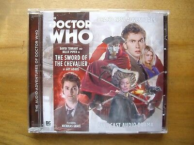 Doctor Who The Sword of the Chevalier, 2017 Big Finish Audio Book CD.