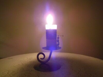 Remove Curse Candle with Voodoo Doll, Protection From Evil, Pagan, Wicca Spell