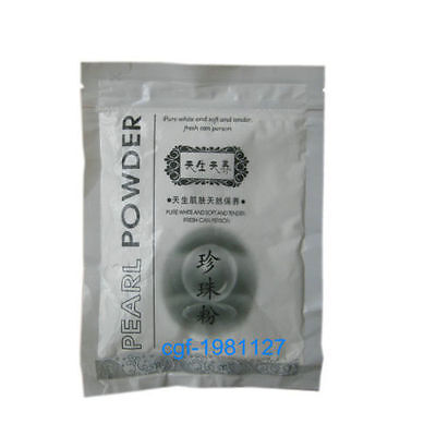 Pure White Seawater Pearl Powder,250g, 5.3 5ty FDCA