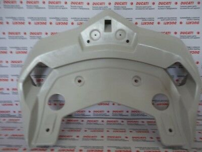 Coda codone Sottosella monoposto carena single place rear fairing Ducati 749 999