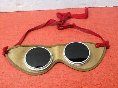 Vintage Welders Safety Goggles