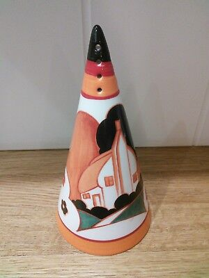 Clarice cliff pottery Sugar Shaker