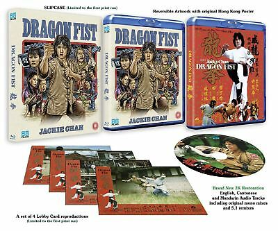 Dragon Fist [Blu Ray]