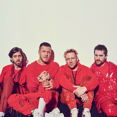 Imagine Dragons New Year's Eve Experience for 2 in Las Vegas Concert + Hotel