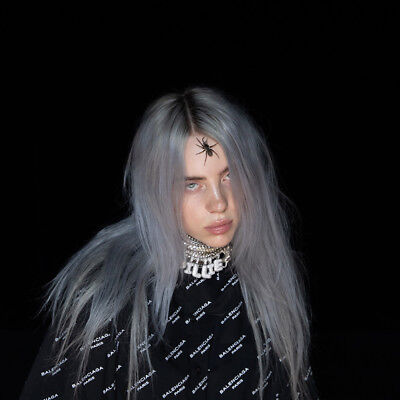 Two Tickets for Billie Eilish Show in 2019 + Choice of Tour Merch