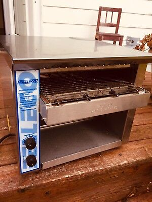 Belleco JT1-B Bagel Conveyor Toaster - great working condition