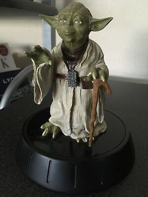 Star Wars Gentle Giant Empire Strikes BackYoda Statue Low edition # - 24/2000