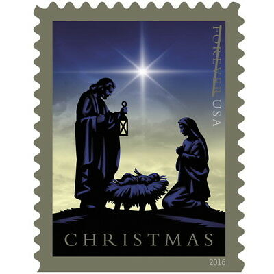 USPS Nativity - 20 First-Class Forever Stamps
