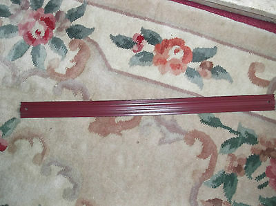 Kirby Vacuum Cleaner  L2 Main Head Bumper Trim..only Fits 13 Inch Main Head..new
