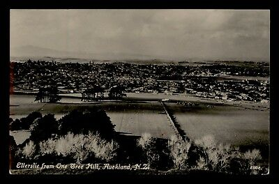 Dr Who 1926 New Zealand Auckland One Tree Hill Postcard C60177