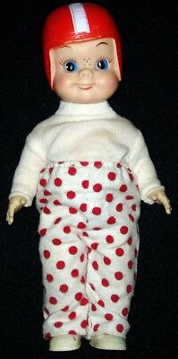"Vintage 10"" 1956 EFFANBEE ""MICKEY"" Football Player Doll"