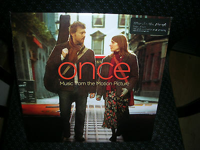 Once // Soundtrack // Brand New 180 Gram Record LP Vinyl