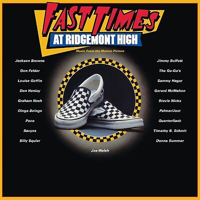 Fast Times At Ridgemont High **BRAND NEW RECORD LP VINYL!  INDIE EXCLUSIVE