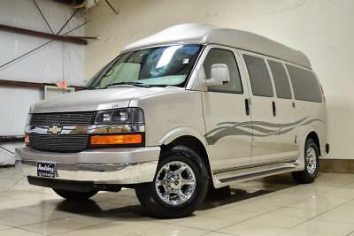 2008 Chevrolet Express HITOP CONVERSION VAN CHEVROLET EXPRESS 2500 HI-TOP CUSTOM MAJESTIC CONVERSION VAN ONLY 18K MILES