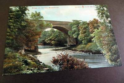 MUSSELBURGH c1905 Bridge on the Esk