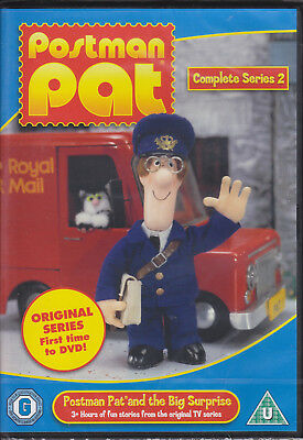 Postman Pat - Complete Series 2 - Original Series from the '90s New & Sealed DVD