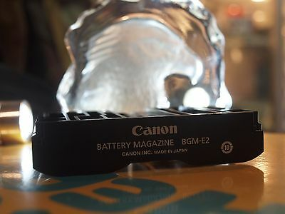 Canon (Bgm-E2) Battery Magazine / Made In Japan !