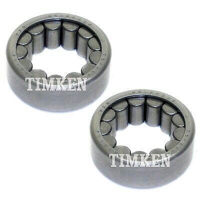 Pair Set of 2 Front Timken Wheel Bearings for Ford Fiesta 2011-2017 FWD