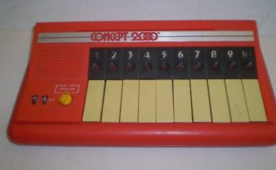 Vintage Battery operated Childs  Music maker - banjo/organ   Circa 1970's