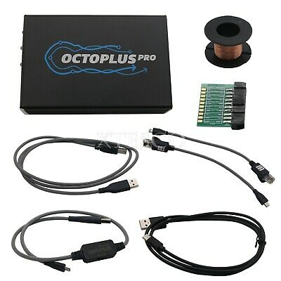 New Octoplus Pro Box Complete Samsung LG Repair Activated Flash Unlocker + JTAG*