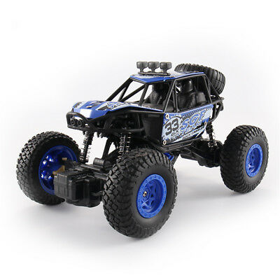 4WD Rc Car Climbing Monster Truck Off-Road Vehicle RTR Toy