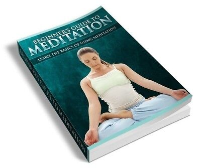 Meditation For Beginners PDF eBook Free Shipping With master Resell Rights