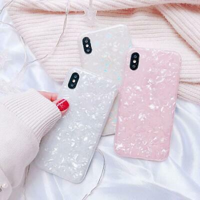 silicone antichoc Ultra Mince Coque bling  protection Pr iPhone 8 Plus XS Max XR