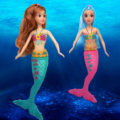 2018 Xmas Gift Barbie Fairytale Mermaid Doll - Gem Fashion - Brand New Girl Toy