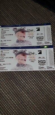 2x Tickets Pink Hannover 2018