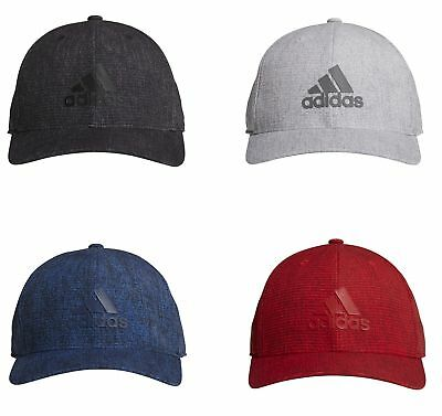 Adidas Heather Print Snapback Golf Hat Mens Adjustable Cap 2018 - Pick A  Color 4bd4608709a6