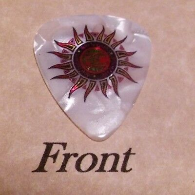 ALICE IN CHAINS (Band Signature Logo) guitar pick  - (w)