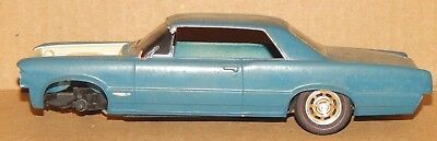 "Vintage 1/25? Scale 1965? Pontiac GTO? Lemans  ""Part Of"" BUILT Plastic Model Car"