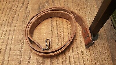 Russian Yugoslavian Yugo Chinese SKS SKS/AK Leather Rifle Carbine Sling A Grade