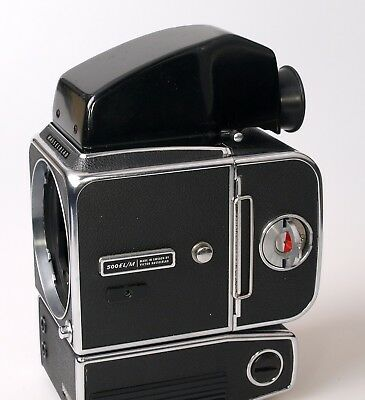 Hasselblad HC-1 finder in good condition.